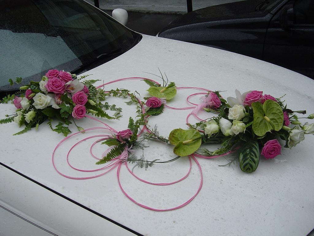 Свадебные машины :: Гармония праздника